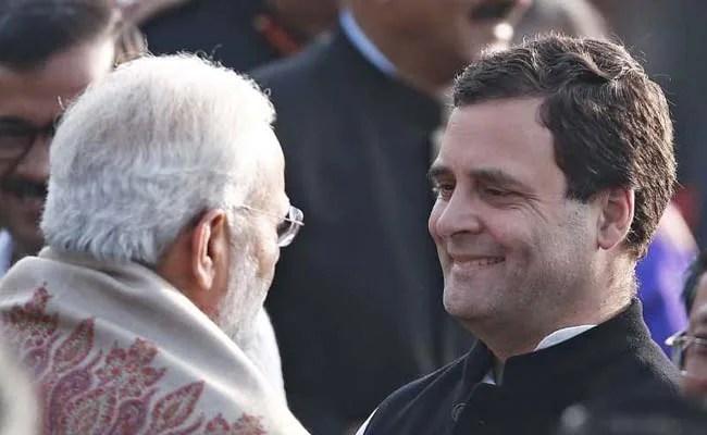 Rahul Gandhi Wishes PM Modi On 70th Birthday