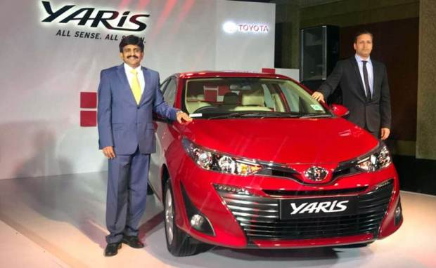 The Toyota Yaris will only come with the petrol engine