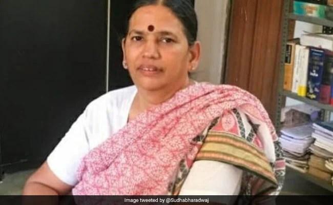 Maharashtra Opposes Sudha Bharadwaj's Bail Petition In High Court