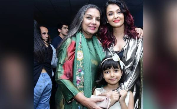 Image result for Fanney Khan: Aaradhya Watches Mom Aishwarya Rai Bachchan's Film