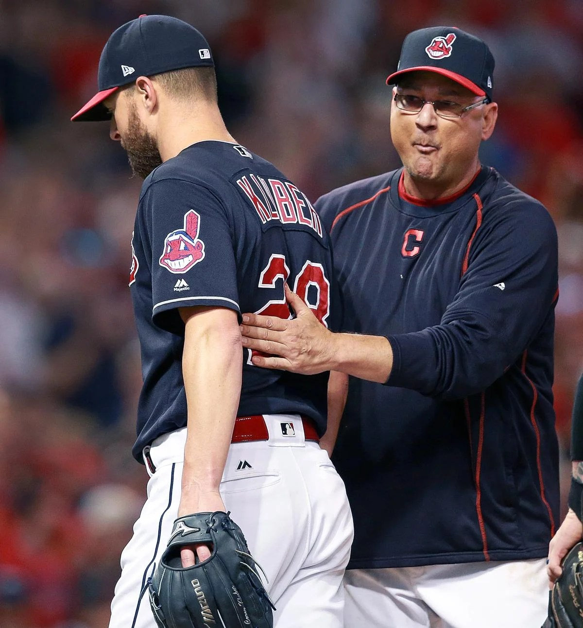 Indians' Corey Kluber To Start Game 1 Of ALCS Friday