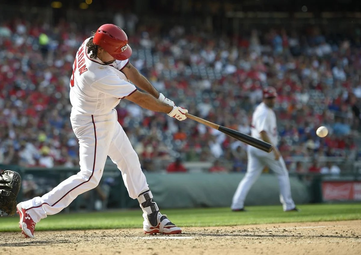 Roundup Anthony Rendon 10 RBIs Powers Nationals' Romp