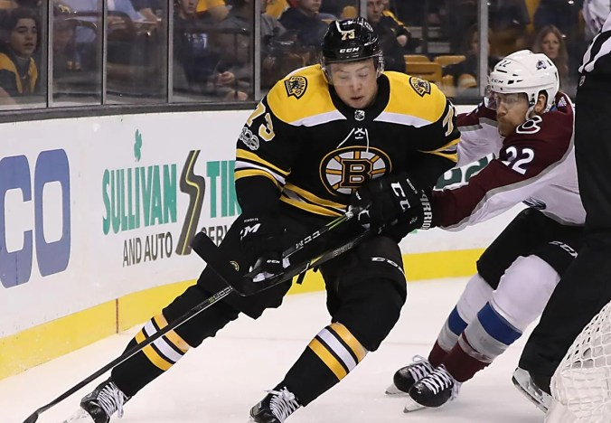 Image result for bruins avalanche 2018
