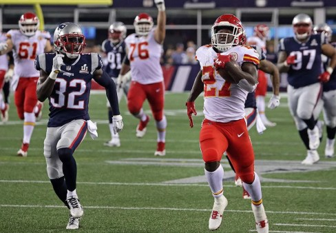 , Patriots v.s. Chiefs Preview
