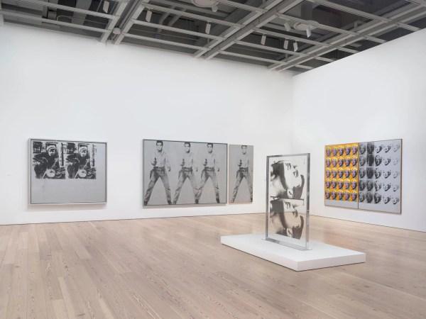 Andy Warhol Limelight - Boston Globe