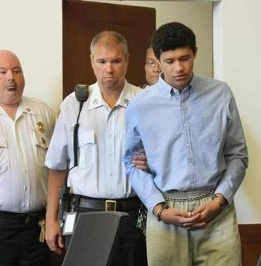 Philip Chism appeared in court earlier this month.