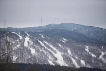 Otten's ambitious and controversial plan would create the largest ski area in the Northeast.