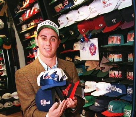 Ben Fischman started in the fashion business as the cofounder of Lids in 1993.