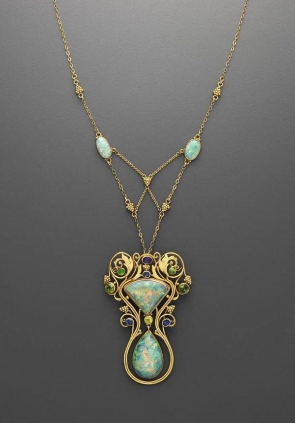 Museum Of Fine Arts Boston Showcases Jewelry Metalwork