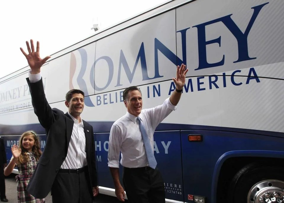 Mitt Romney will no longer be able to hide behind strategic ambiguity about his budget and tax cut plans with Paul Ryan as his running mate.