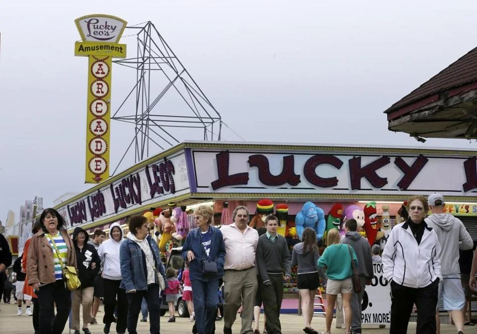 Visitors to the Jersey shore this Memorial Day weekend will find many of their favorite beaches and boardwalks ready for summer.