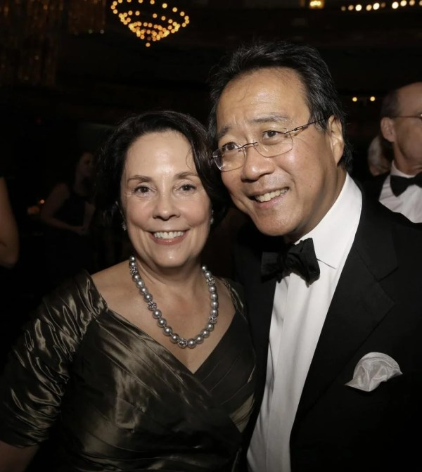 20+ Yo Yo Ma Jill Hornor Pictures and Ideas on Meta Networks