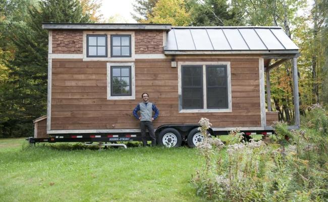 A Vermont Tiny House Is Full Of Huge Possibilities The