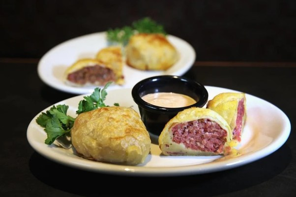 Image result for Russian knish