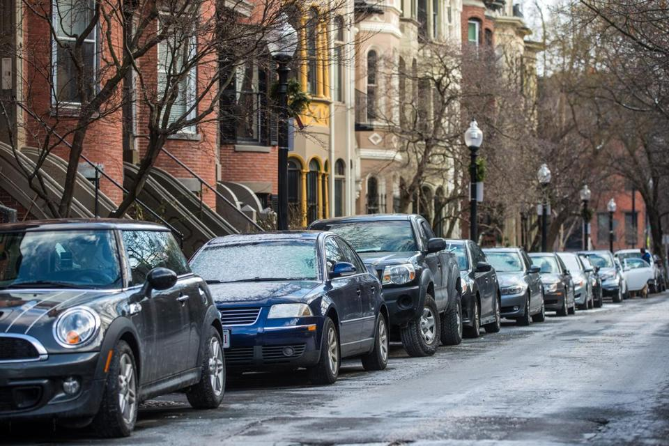 Boston Vows To Examine Parking Rules For Residents  The