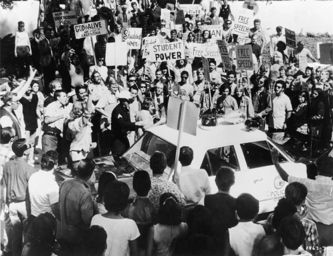 Image result for dnc protests 1968
