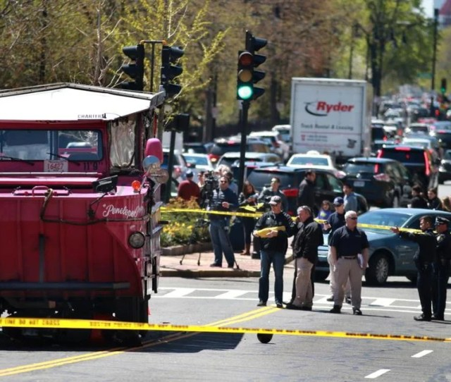 A Woman Was Killed In An Accident With A Duck Boat At Beacon And Charles Streets