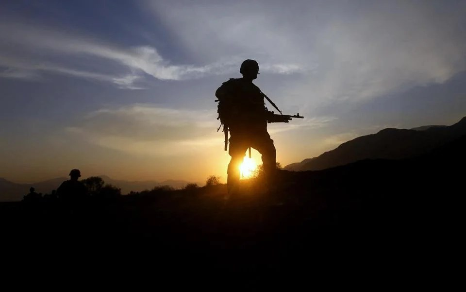 US troops patrolled in Kunar province, Afghanistan, in December 2010.