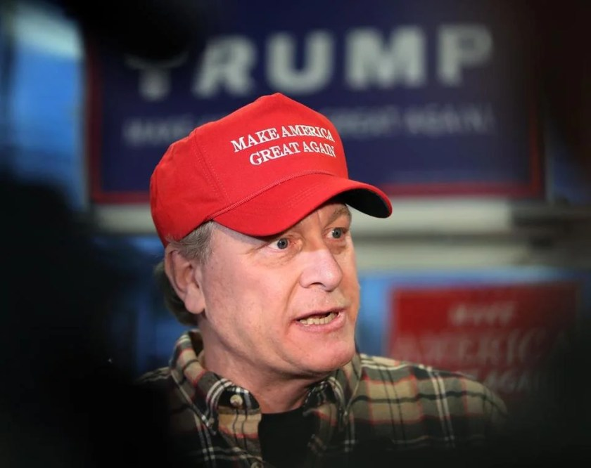 Image result for curt schilling republican