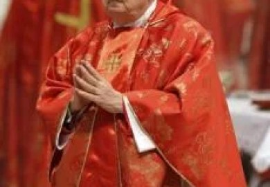 Pope S Visit With Cardinal Law Criticized The Boston Globe