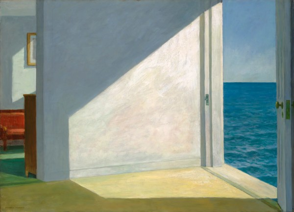 Edward Hopper Room by Sea