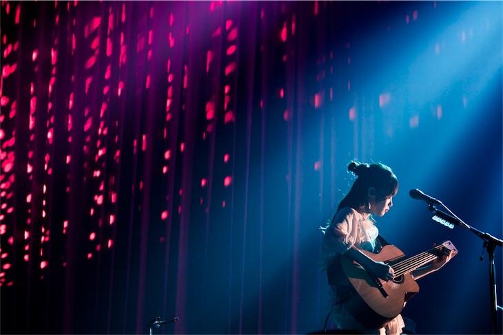 藤原さくら、全國ツアー最終公演を8月12日オンエア!ライブダイジェスト映像も公開!   OKMusic