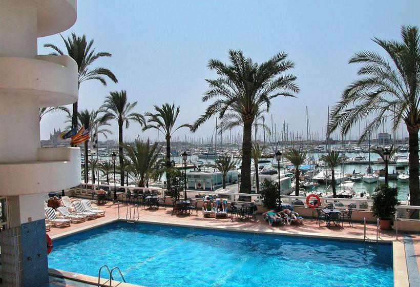 Hotel Tryp Bellver en Palma de Mallorca  Destinia