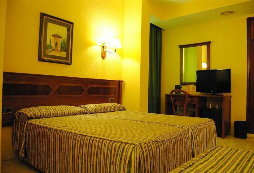 Hotel Reina Cristina en Granada desde 25   Destinia