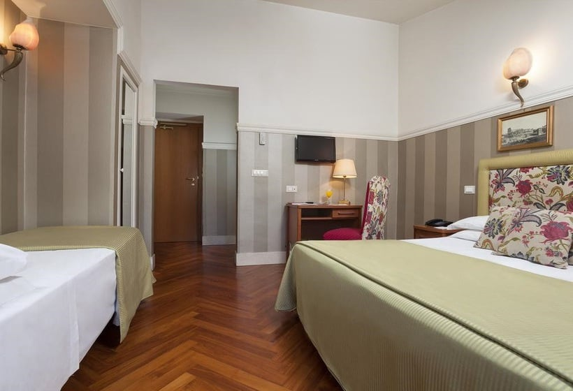Hotel Kennedy en Roma desde 20   Destinia