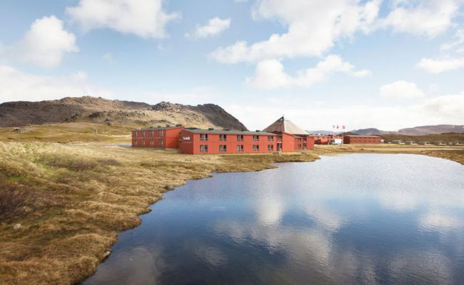 Hotel Scandic Nordkapp Honningsvag The Best Offers With