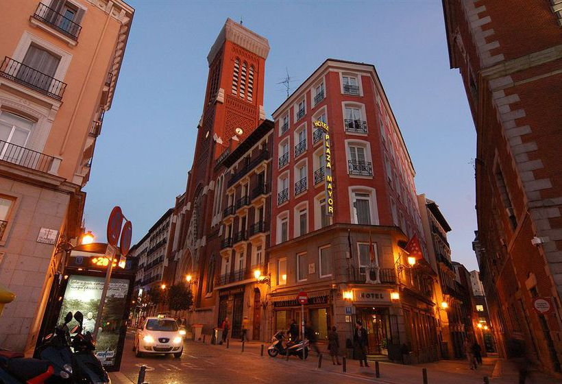 Hotel Plaza Mayor Madrid las mejores ofertas con Destinia