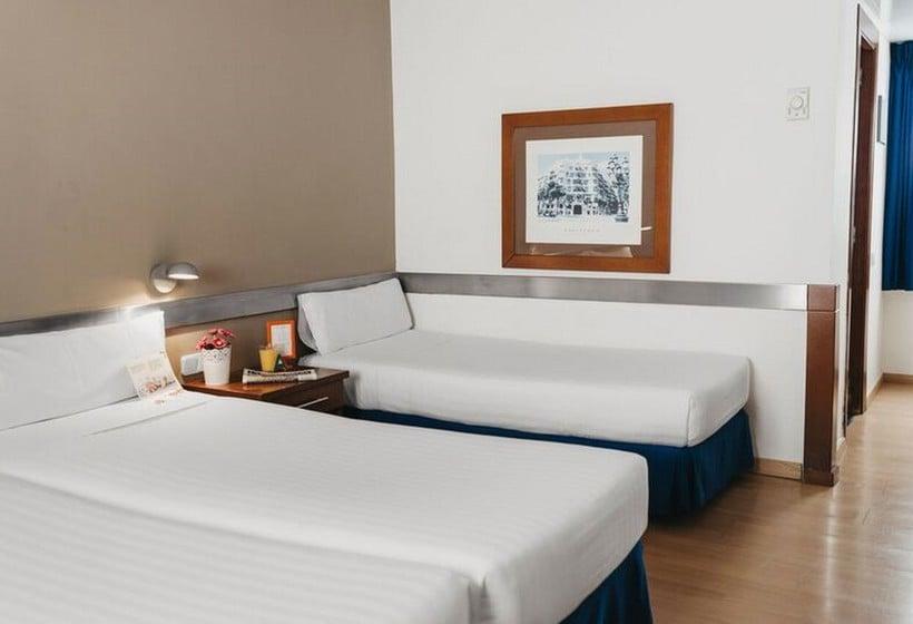 Hotel Tres Torres Atiram en Barcelona desde 24   Destinia