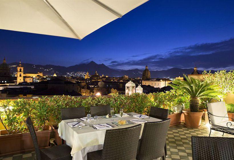 Hotel Ambasciatori en Palermo desde 35   Destinia
