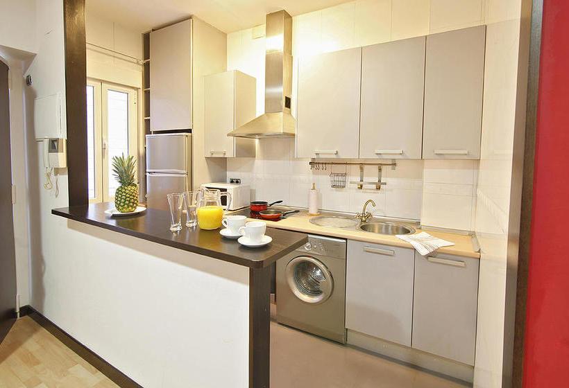 Apartamentos Sol Deluxe Madrid en Madrid  Destinia