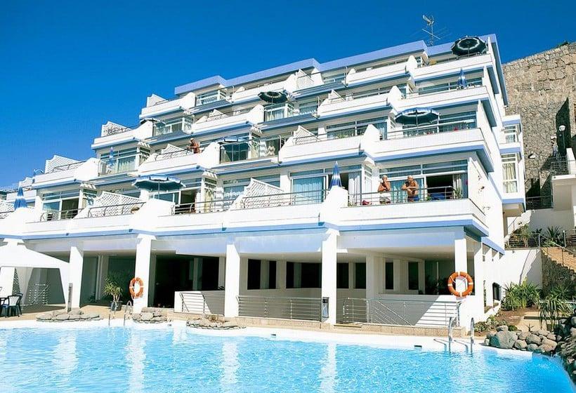 Apartamentos Holiday Club Jardn Amadores en Playa de