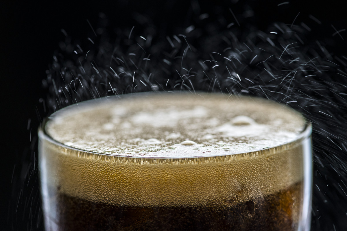 Beer Wallpaper Hd รูปภาพ พื้นหลัง ฟอง คาเฟอีน Carbonated Drink
