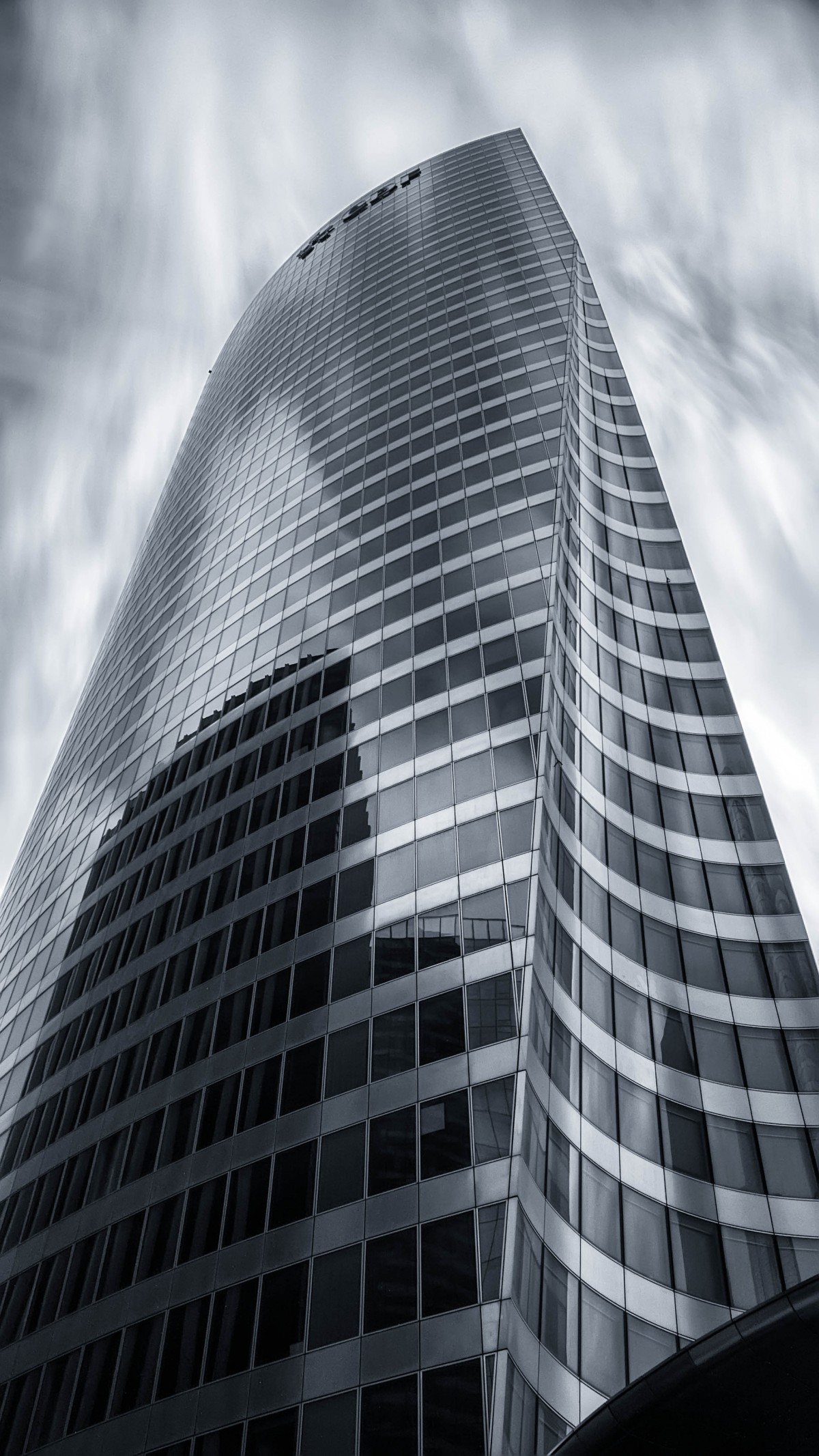 Free Images  black and white skyline building city