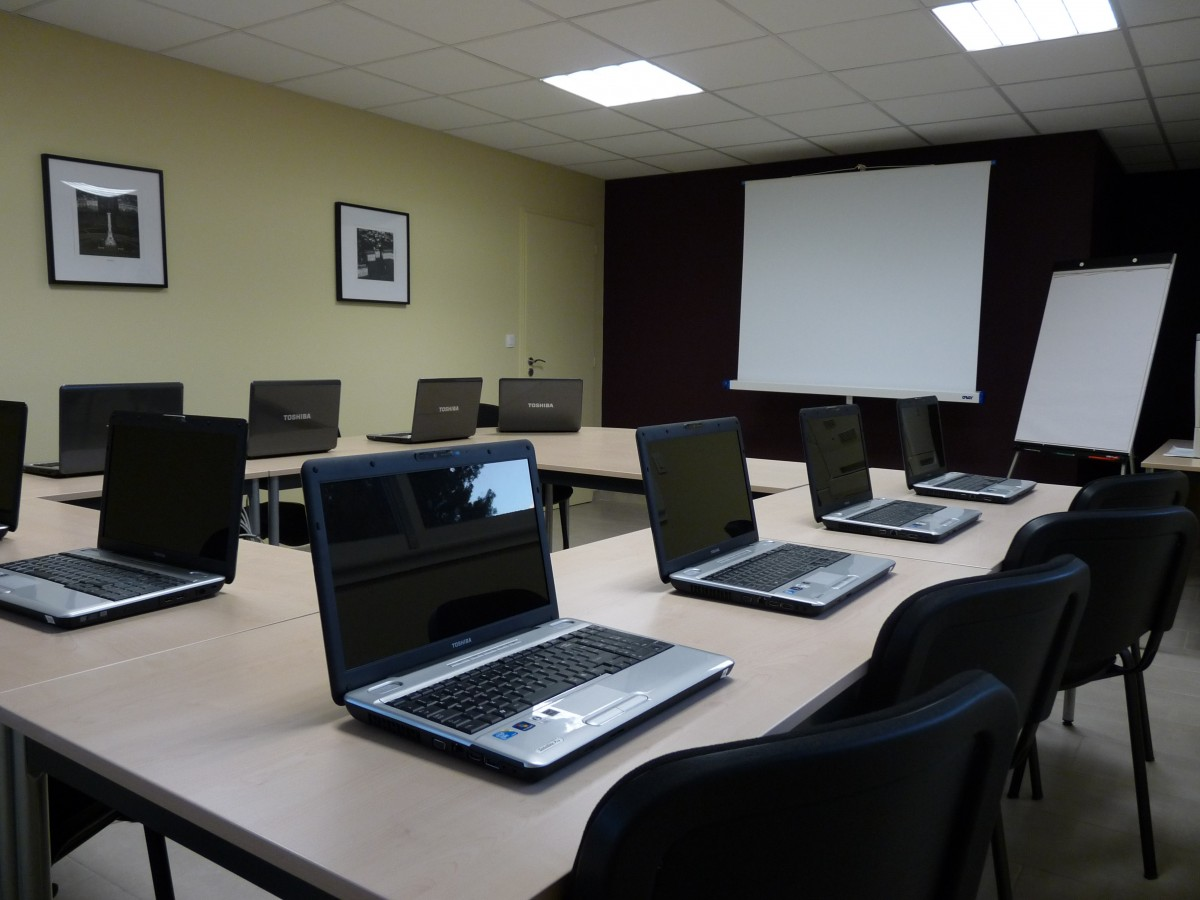 Free Images  computer meeting office room classroom