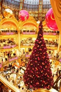 Free Images : interior, paris, france, christmas tree ...