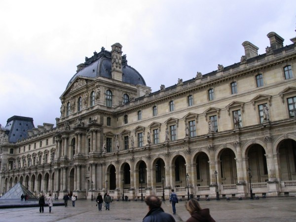 Free Architecture Palace City Paris Monument