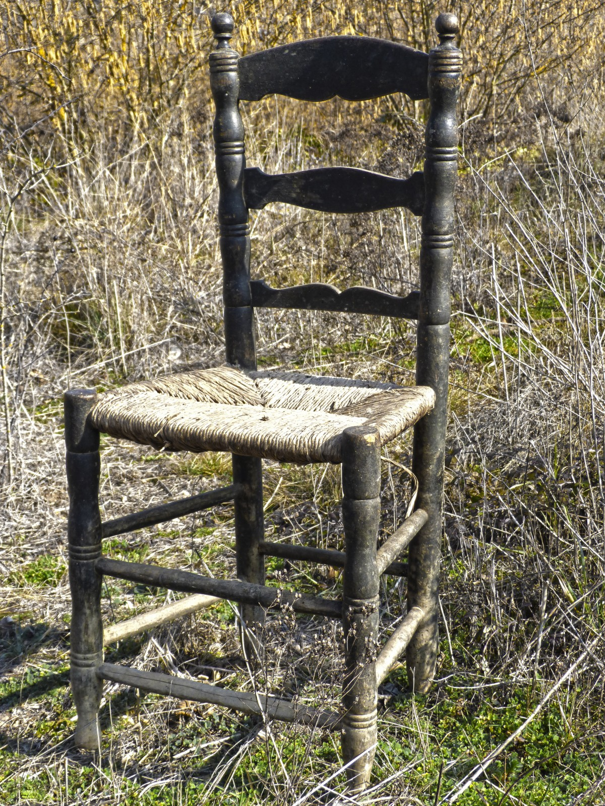 recliner chair handle broken office ergonomic free images table wood bench abandoned furniture