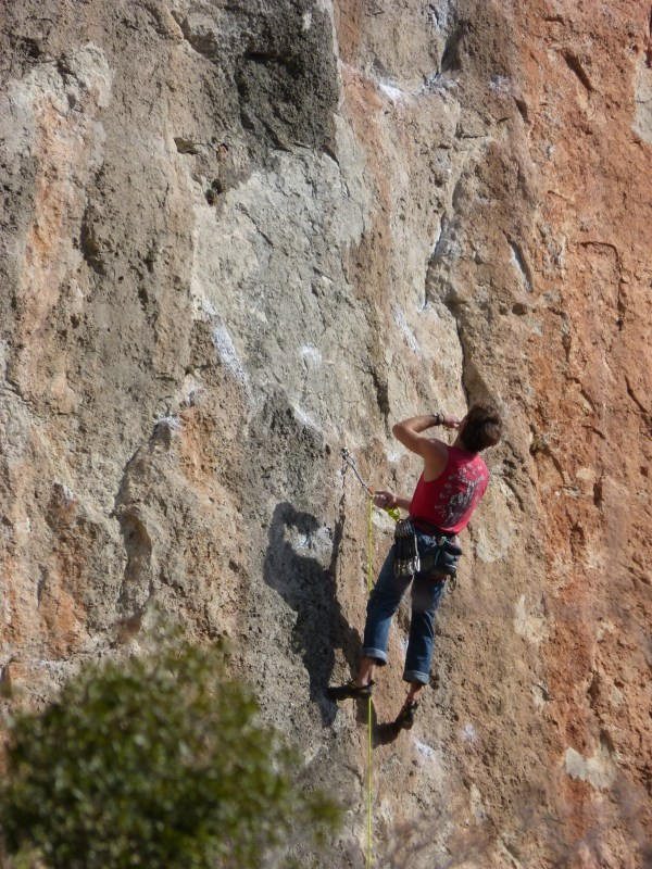 Free Solo Rock Climbing Extreme Sports