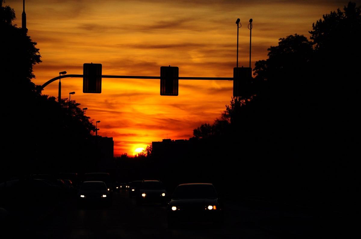 Free Images  water architecture sunrise sunset bridge