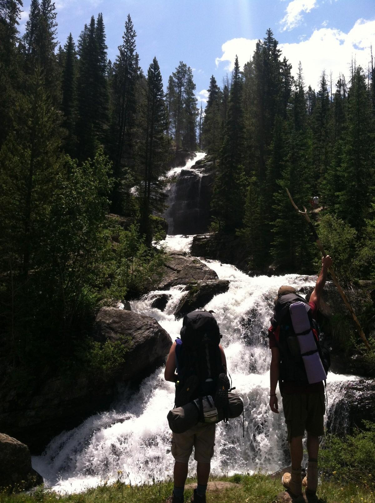 Free Images  walking mountain hiking trail adventure backpack hike ridge spain sports