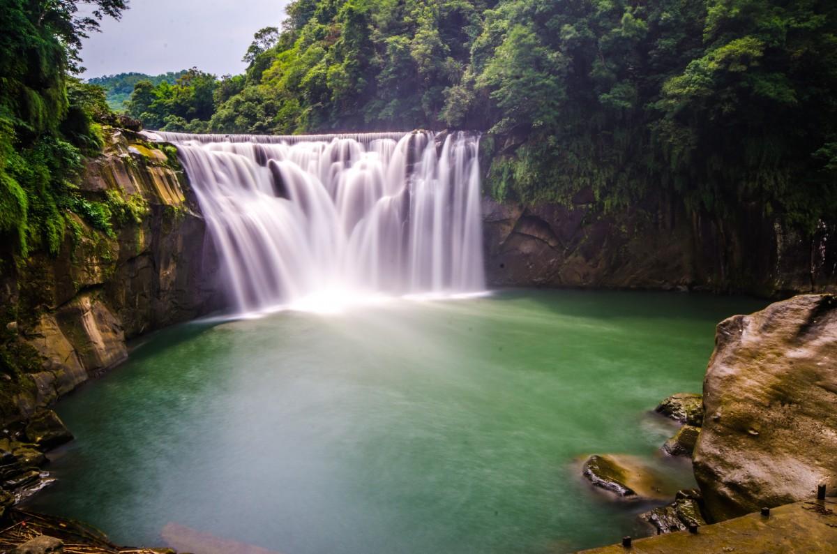 Banco de imagens  panorama rvore agua natureza Rocha