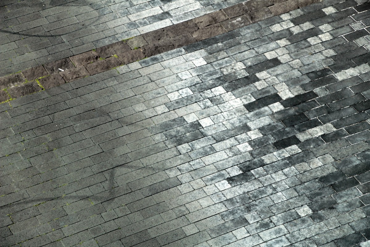 Free Images  rock wood texture sidewalk floor number