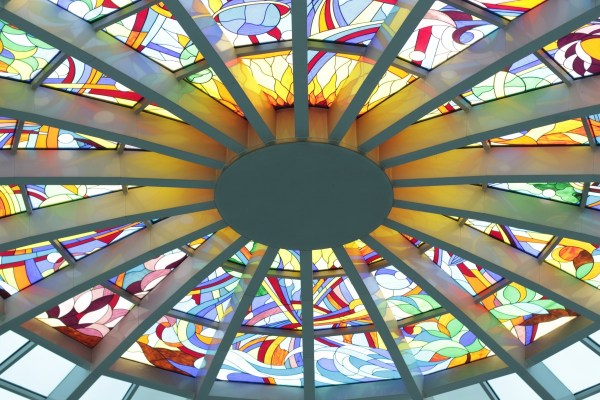 Free Light Blur Architecture Stair Floor