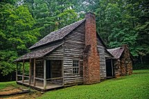 Plans for Building a Rustic Log Cabin