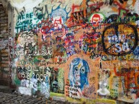 Free Images : peace, prague, colorful, graffiti, street ...