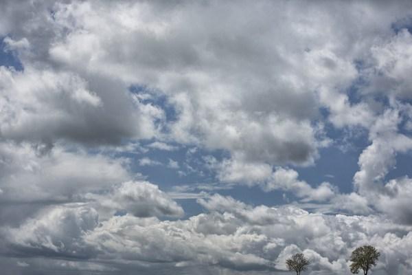 Cloudy Sky Clouds